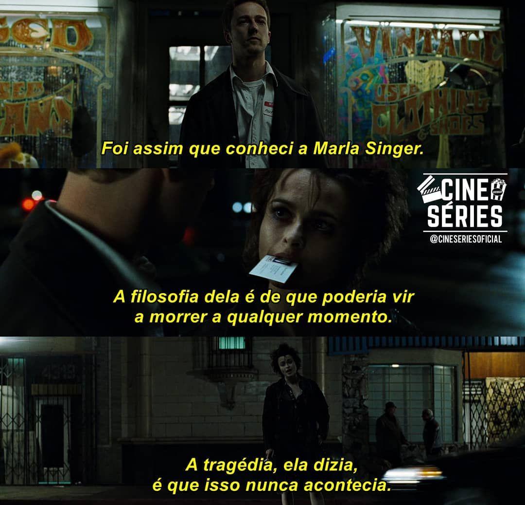 Filme Clube Da Luta Séries E Filmes Pinterest Filmes Clube