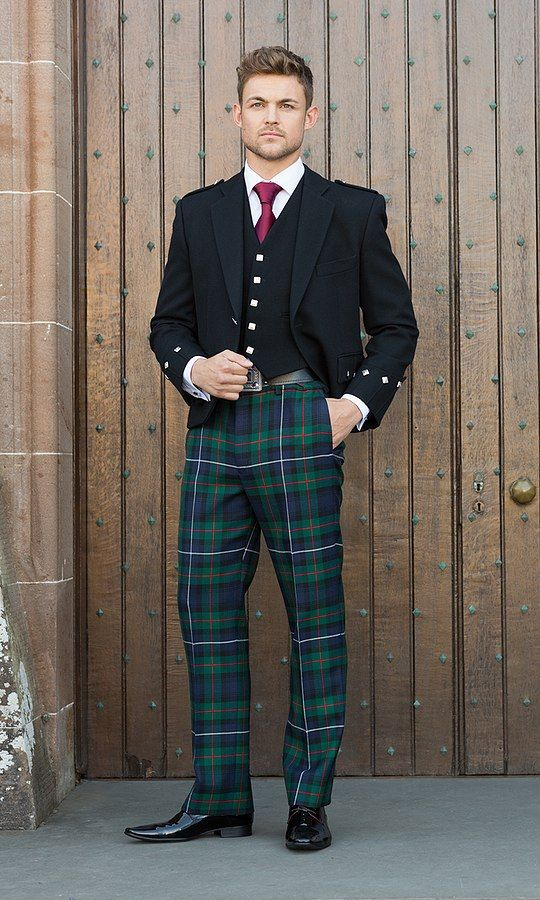 4e5567846ba2 The Highland Collection from Slaters. Prestige Men s Kilts with High  Waisted Waistcoats and a choice of Argyll or Prince Charlie Jackets.