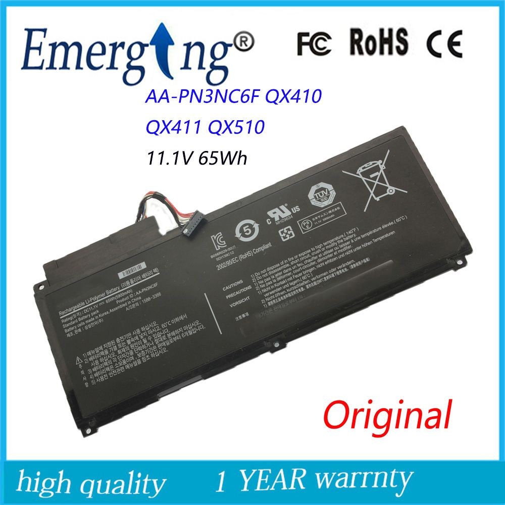 New Original Laptop Battery For Samsung Qx410 Qx411 Qx510 Np Sf310 Power Adapter Circuit A Typical Sf410 Aa