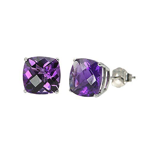 10k White Gold Amethyst Checkerboard Cushion Stud Earrings (8mm , 3.80 cttw) Amazon Curated Collection, http://www.amazon.com/dp/B00433SLHE/ref=cm_sw_r_pi_dp_SpH1qb0YQPS36