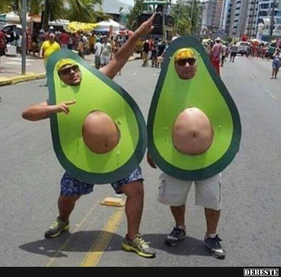 Gehe Als Avocado Zum Fasching Lustige Bilder Spruche Witze