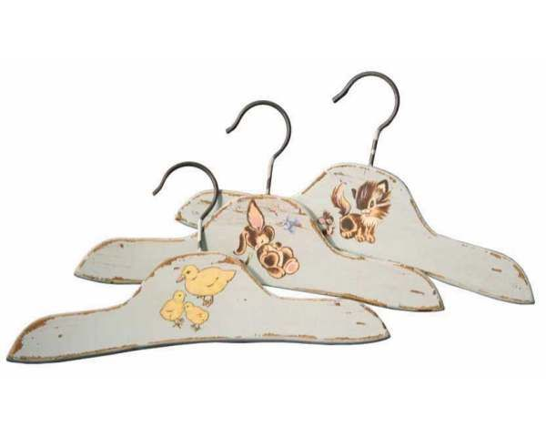 Vintage baby clothes hangers | BABYstyle VINTAGE | Baby ...