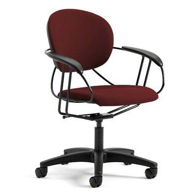 Uno Task Chair Upholstery Color Buzz2 Crocus 5g63 Casters Glides Standard Carpet Casters In 2020 Task Chair Steelcase Chair Upholstery