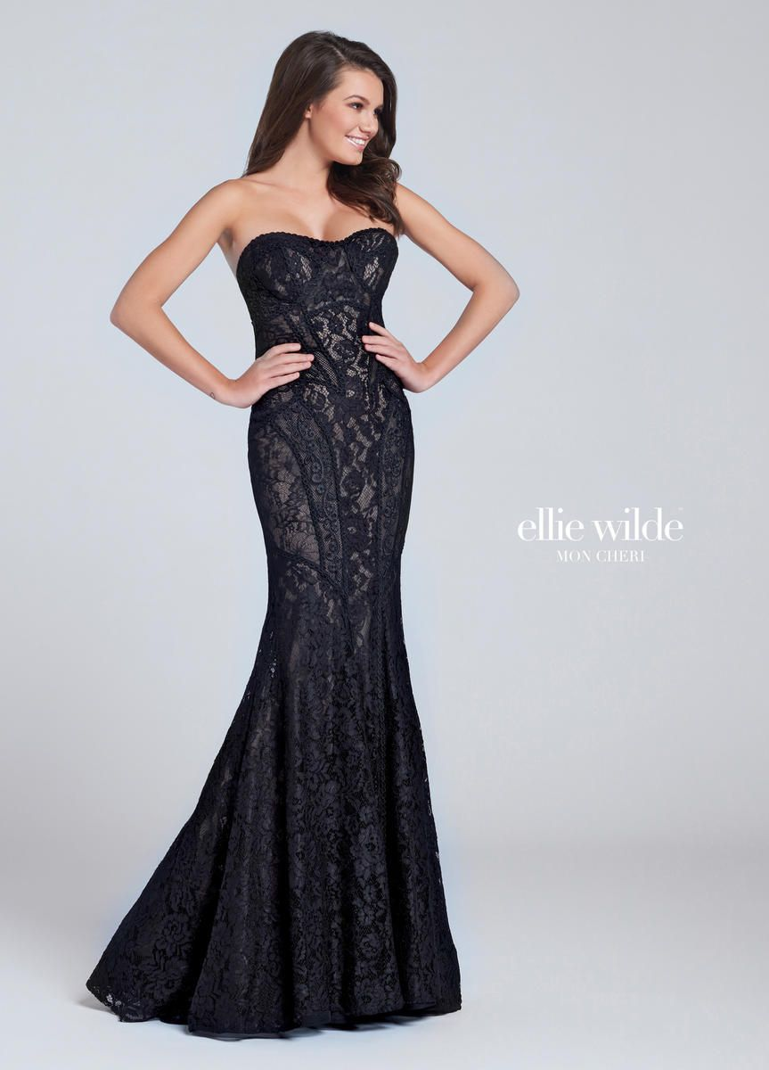 Ellie Wilde by Mon Cheri EW117130 Ellie Wilde by Mon Cheri Q Look ...