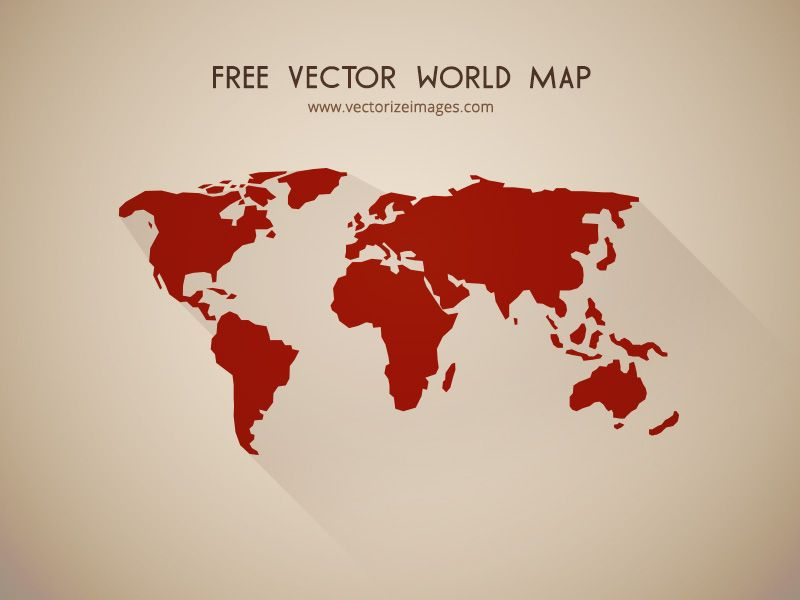 Free vector world map free vector clipart pinterest free vector world map gumiabroncs Images