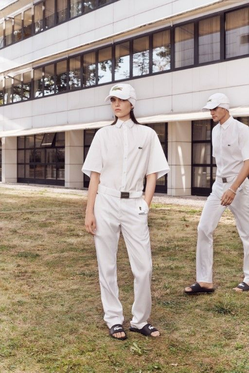6088bbd681 Lacoste Spring Summer 2019 Ready-to-Wear Unisex Collection | Lacoste ...