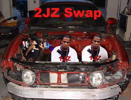 ddce2b21c995df7ee760ea8014ccff36 2 jz's with nas! moar powaa! car stuffs pinterest car stuff