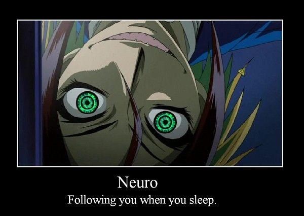 Nougami Neuro Anime Neuro Anime Images