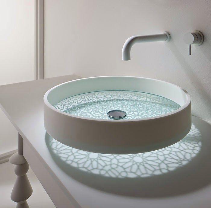 7 lavamanos de diseos ultra modernos para decorar tu bao