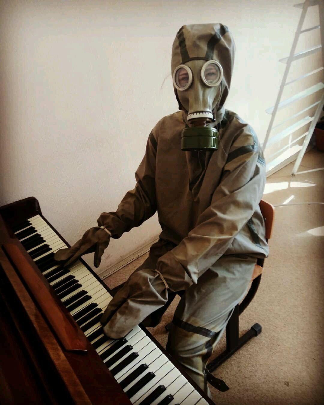 Pin By Cody Shaw On Hazmat Gas Mask Abc He S Beautiful