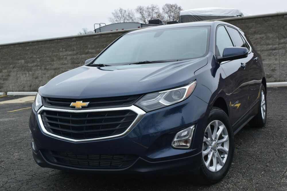 Ebay Advertisement 2018 Chevrolet Equinox Lt Edition Fwd Camera