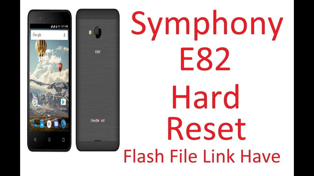 Symphony E82 Hard Reset l Symphony E82 Any Lock Reset l