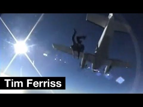 The World S Highest Tandem Skydive Tim Ferriss Youtube Tim Ferriss Mentor Coach 4 Hour Work Week
