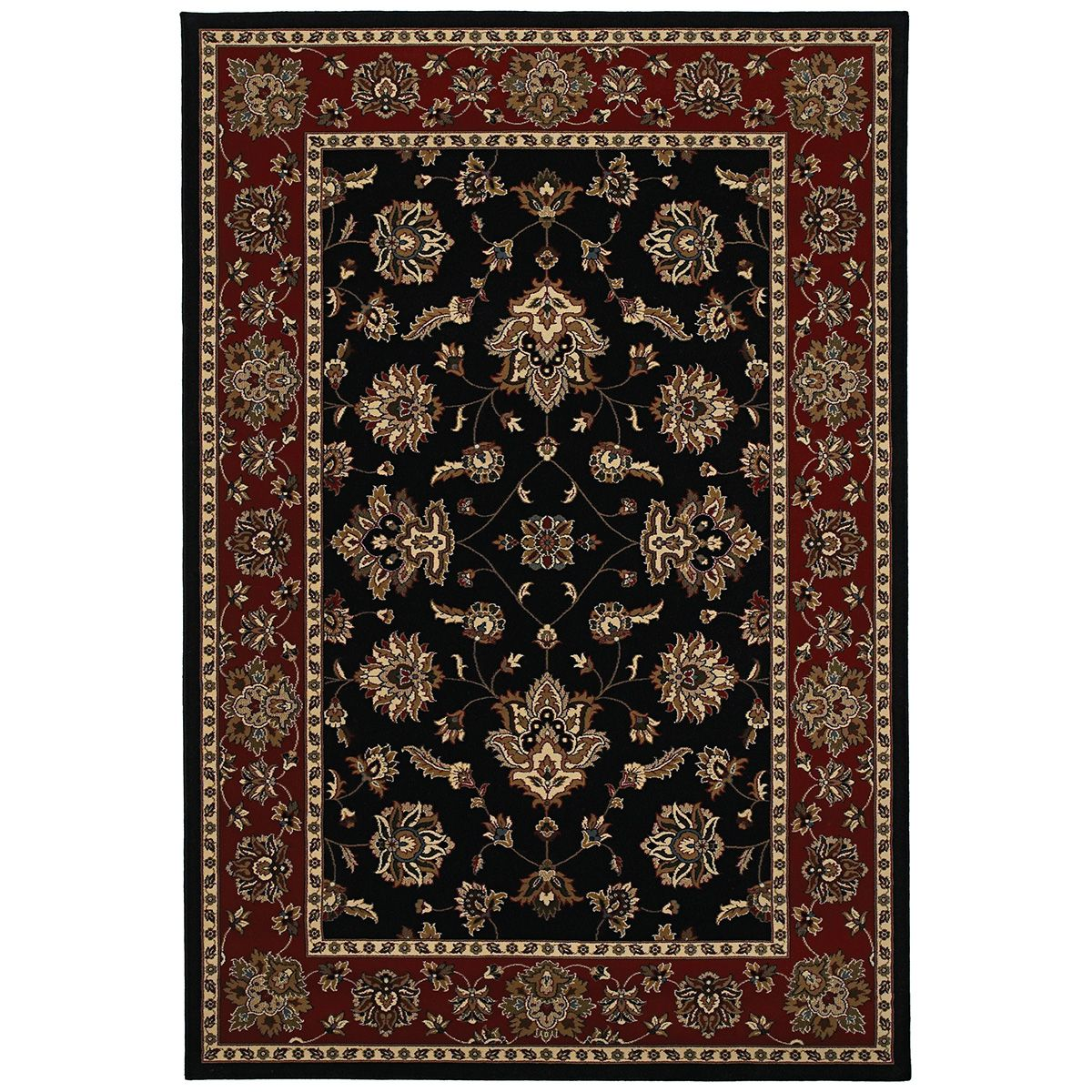 The Dump Furniture Ariana 623 M Home Decor Rugs Red