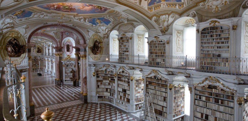 9 bibliotecas para no dejar de creer en el papel