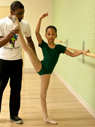 Summer Intensive Collage Dance Collective Dance Intense Misty Copeland