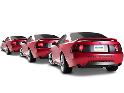 Raxiom Mustang Sequential Tail Light Kit Plug And Play 49143 96 04 All Excluding 99 01 Cobra Mustang Ford Mustang Cobra New Edge Mustang