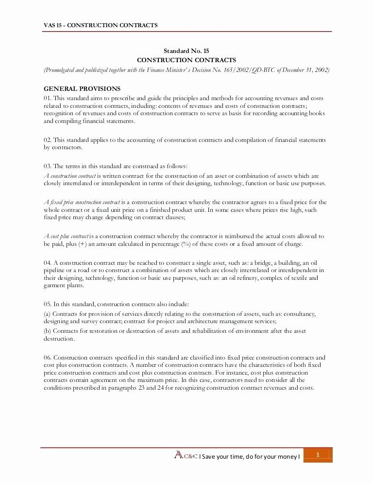 Property Maintenance Contract Template Free Unique 32 Sample