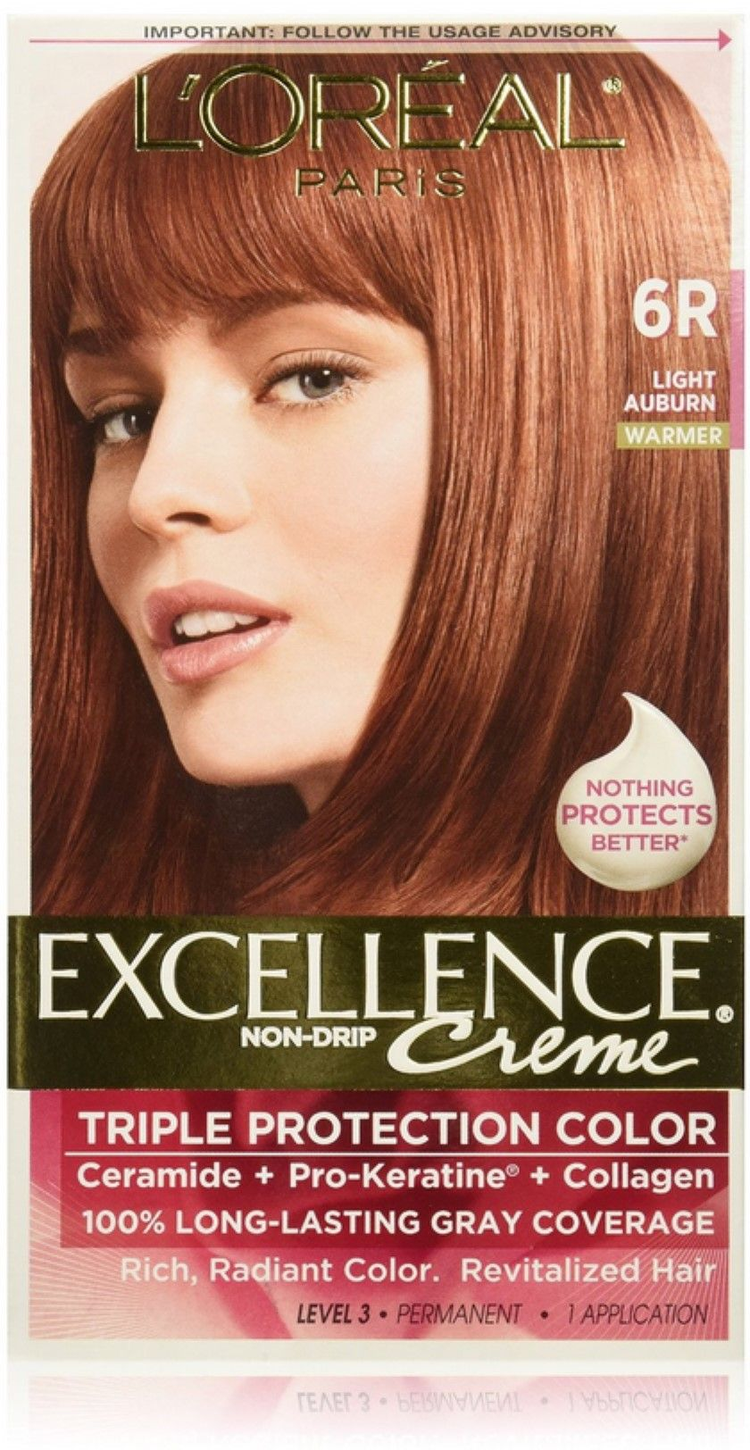 Because Youre Worth It Hair Color Loreal Active Ingredients