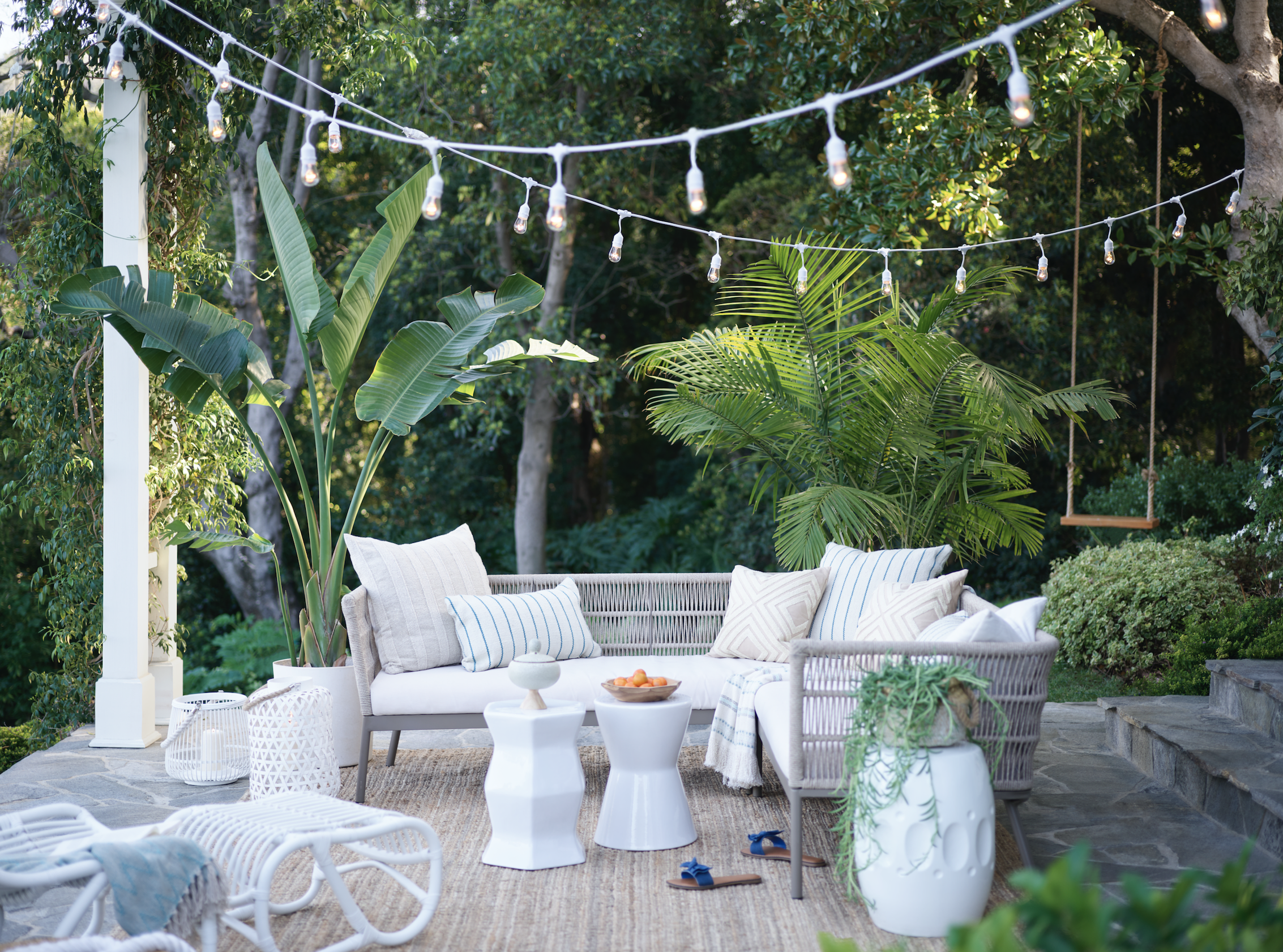 Patio Furniture Essentials For Dining Outdoors All Summer Long
