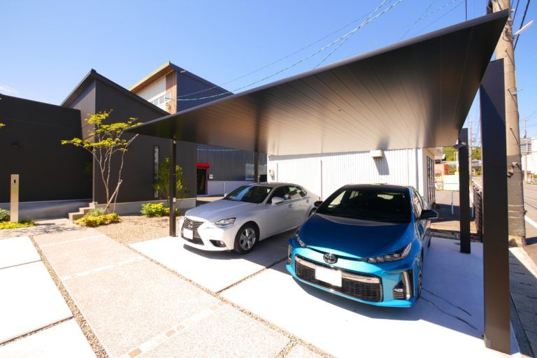 Lixil スマートカーポート Sc Planner Blog 株式会社美興プランニング カーポート カーポートのデザイン 住宅