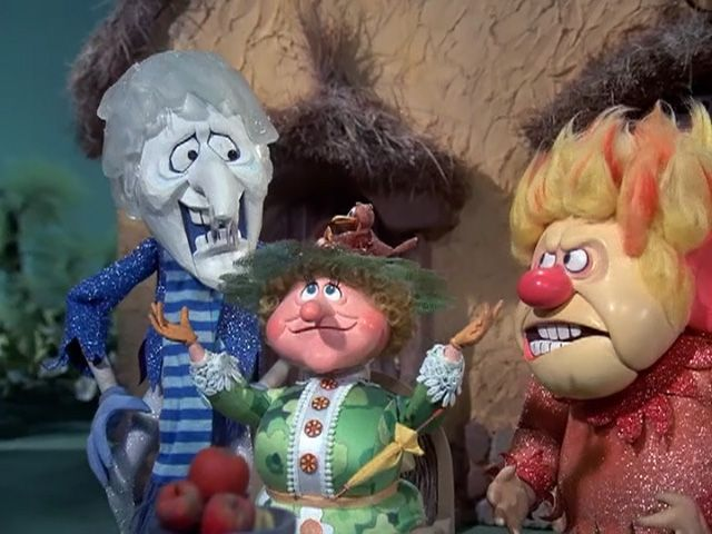 Christmas Classics: Mother Nature with Snow Miser & Heat Miser ...