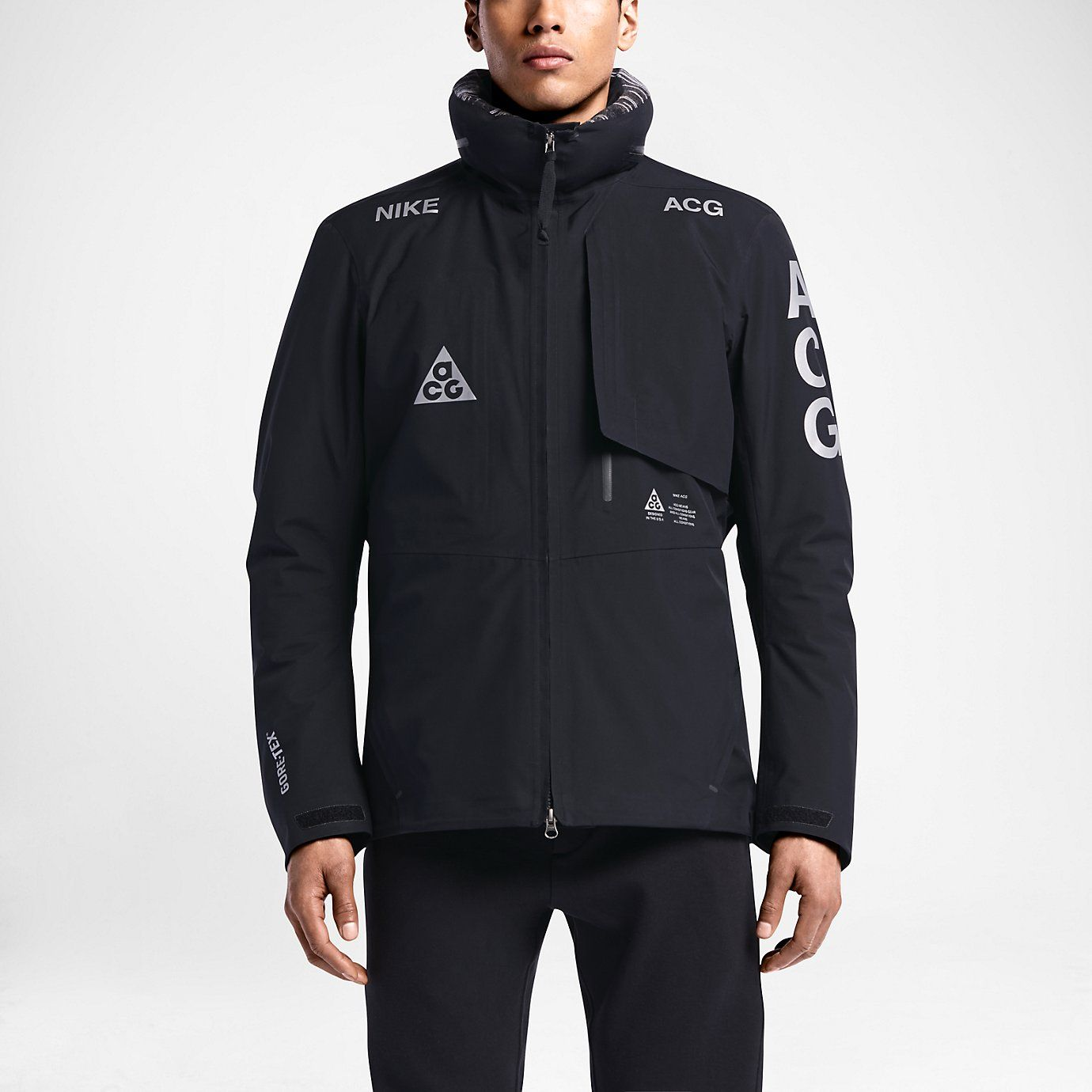 NikeLab ACG 2-In-1 Men's Jacket. Nike Store