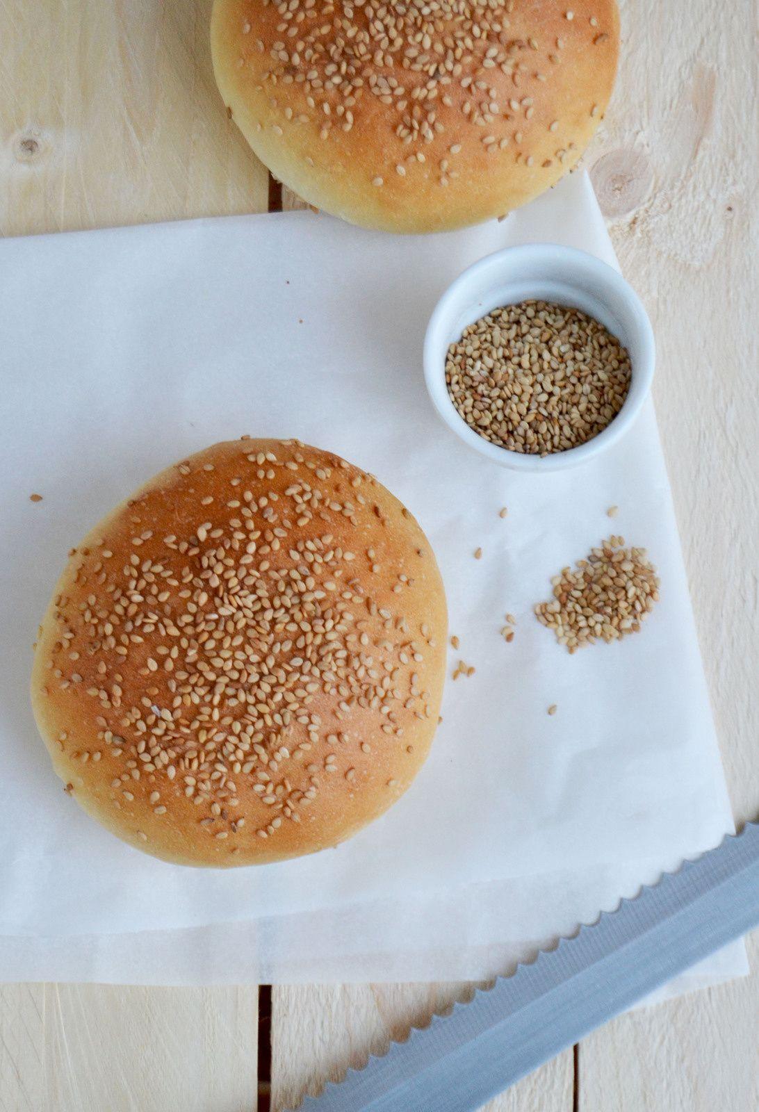 LA recette de Pain Hamburger Super moelleux  – shawanna recettes & foodography