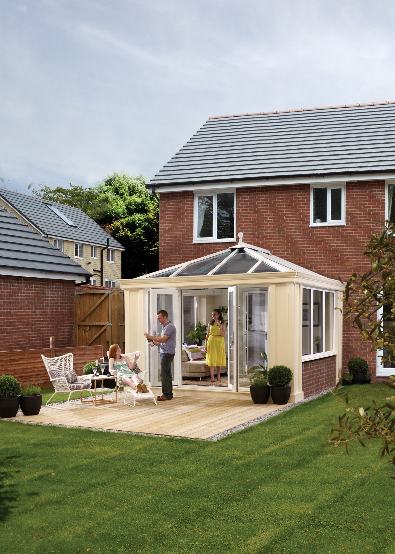 Conservatory Room Addition In The Uk 1040x1485 In 2020: Loggia Conservatories