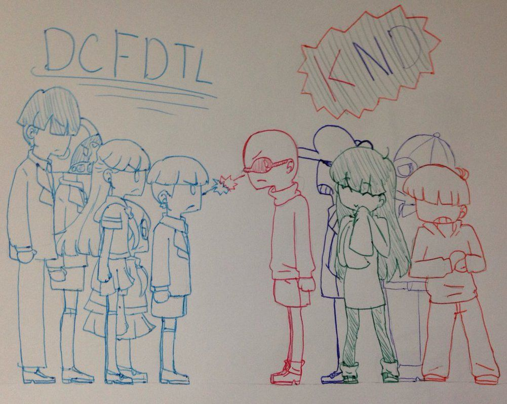 Knd rivals forever by babylinggay on deviantart knd codename kids