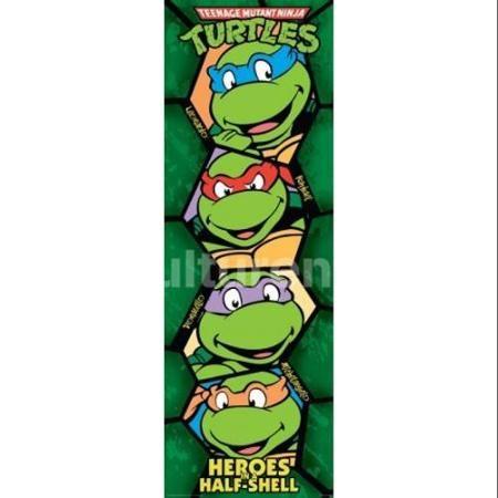 Teenage Mutant Ninja Turtles Retro Poster Poster Print Walmart Com In 2021 Ninja Turtle Room Ninja Turtle Room Decor Teenage Mutant Ninja Turtles Bedroom