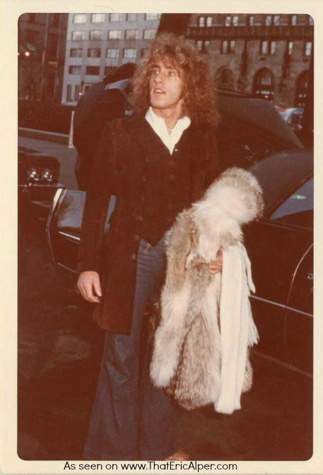 Happy 69th Birthday to Roger Daltrey