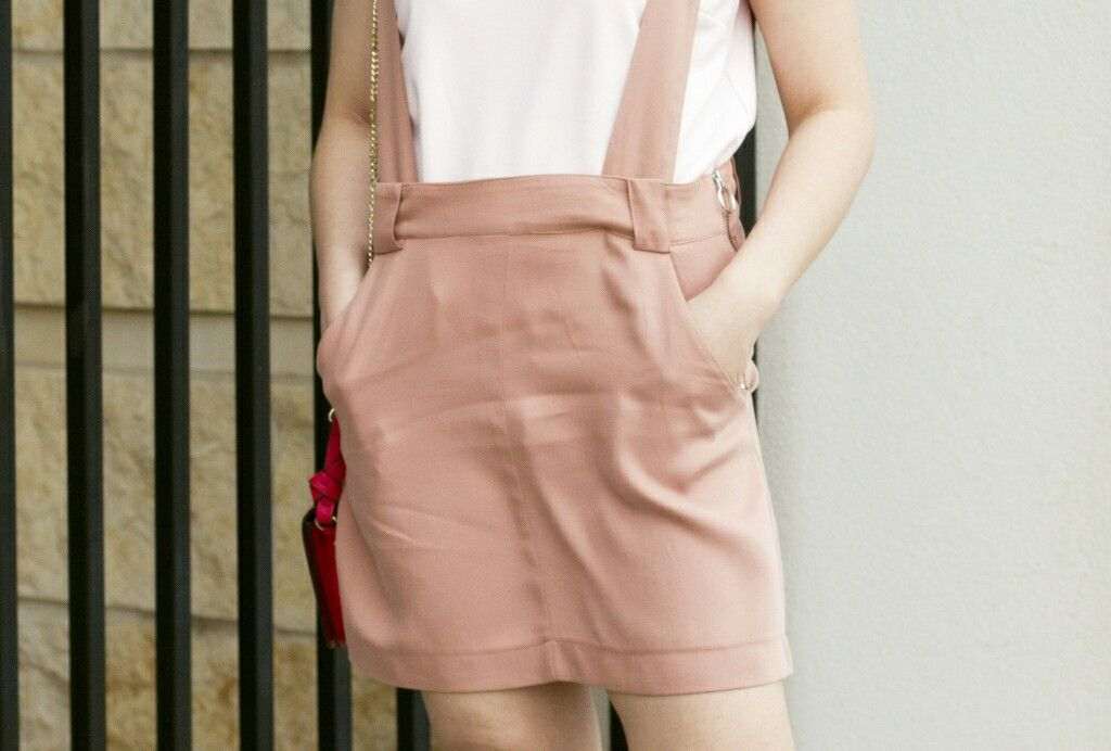 Pink on pink #stylesbyerin #spring #springlook #mango #asos #ootd