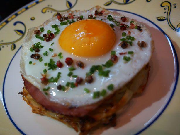 Tortinha de batata