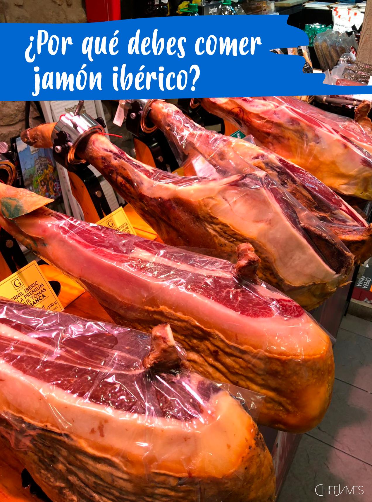 De Las Exquisiteces Que Hay En El Mundo El Jamón Ibérico Es Sin Duda Una De Mis Preferidas Mira Por Qu Jamon Iberico Gastronomia Mediterranea Comida étnica