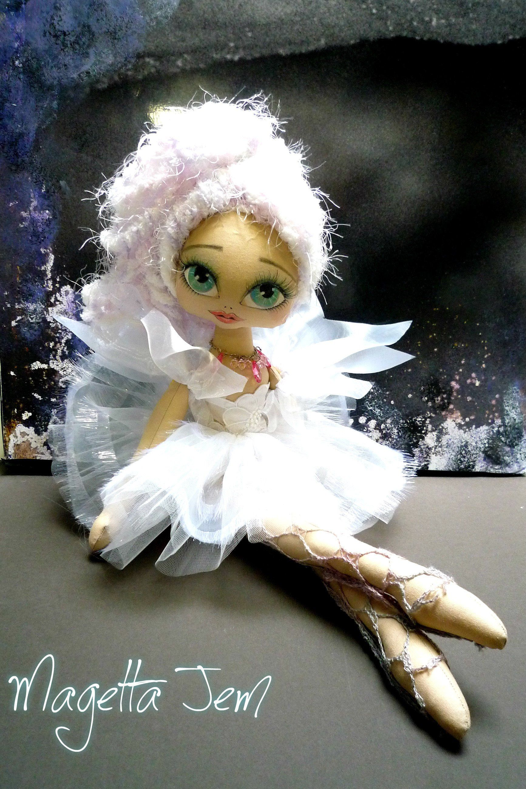 Excited To Share The Latest Addition My Etsy Gum Blossom Art Doll