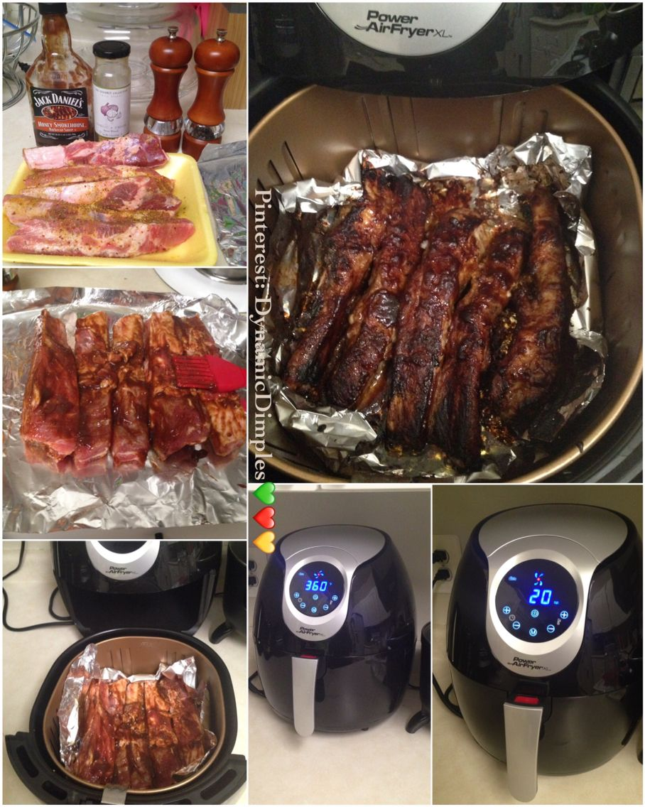 Supermoist Delicious Bbq Ribs In 20 Mins With My Air Fryer