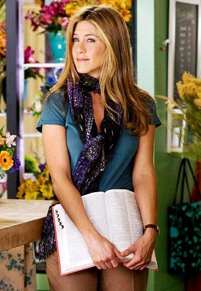 Movie Star Workouts   InStyle.com Click to read how Jennifer Aniston spices up her regular cardio routine.