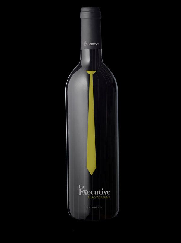 "The Executive wine collection would make a great gift for any business man. It makes giving wine ""manly"" #winewednesday"