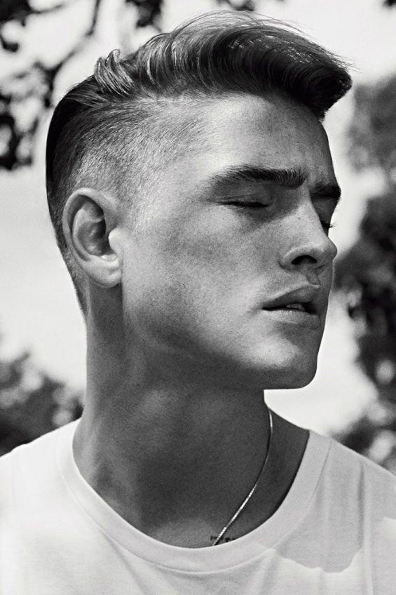 MEN HAIRCUT 2015 UNDERCUT