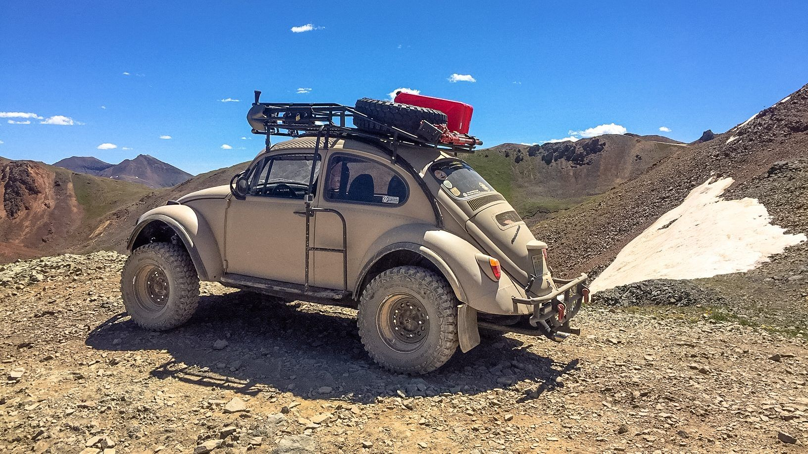 El Burro: The Overland Bug