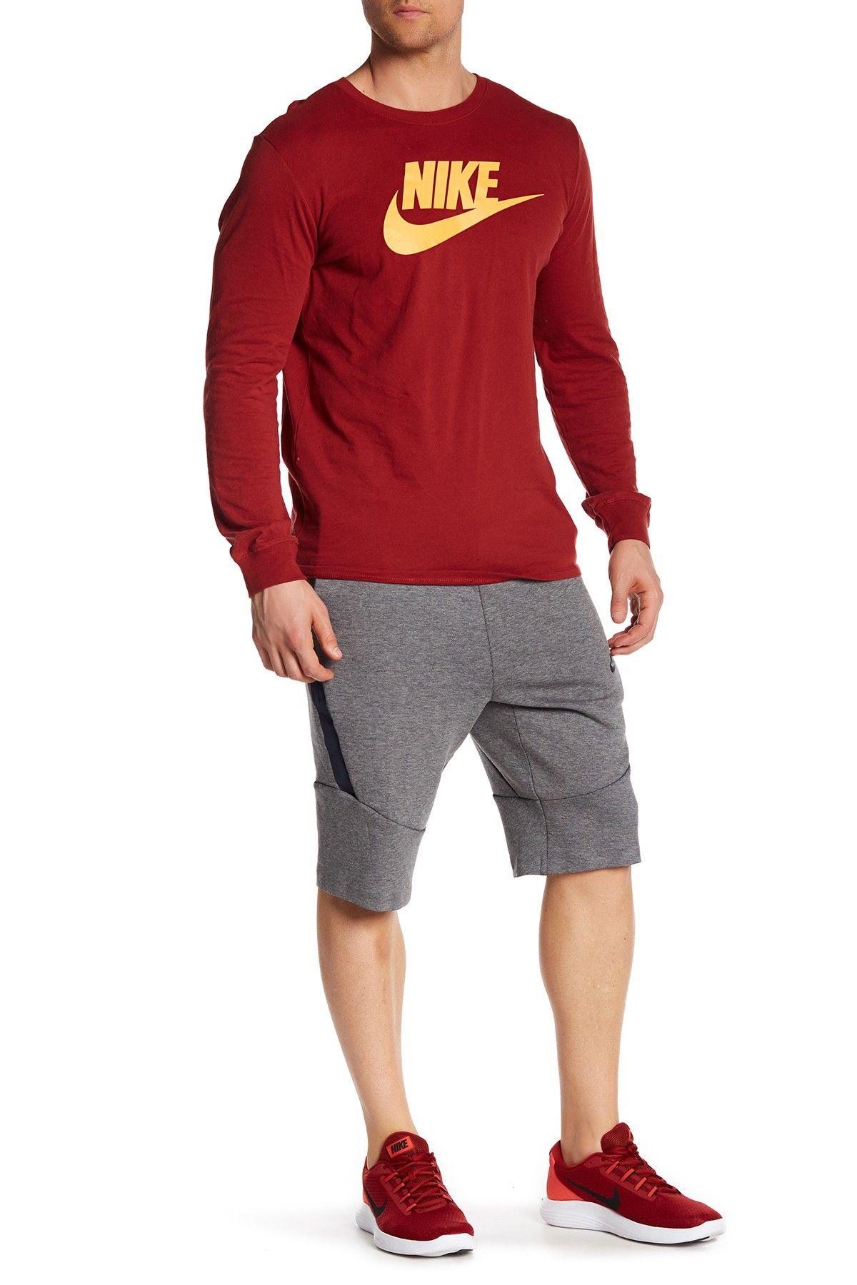 Nike Tech Fleece 2.0 Shorts Nike tech fleece, Nike
