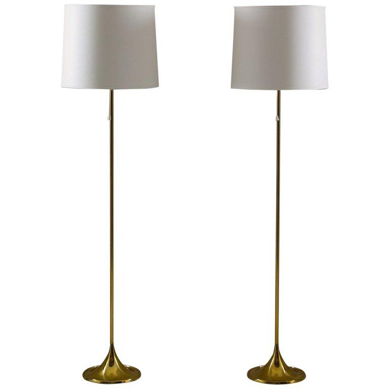 Scandinavian Floor Lamps By A Svensson And Y Sandstrom For Bergboms Sweden Lamp Floor Lamp Scandinavian Floor Lamps