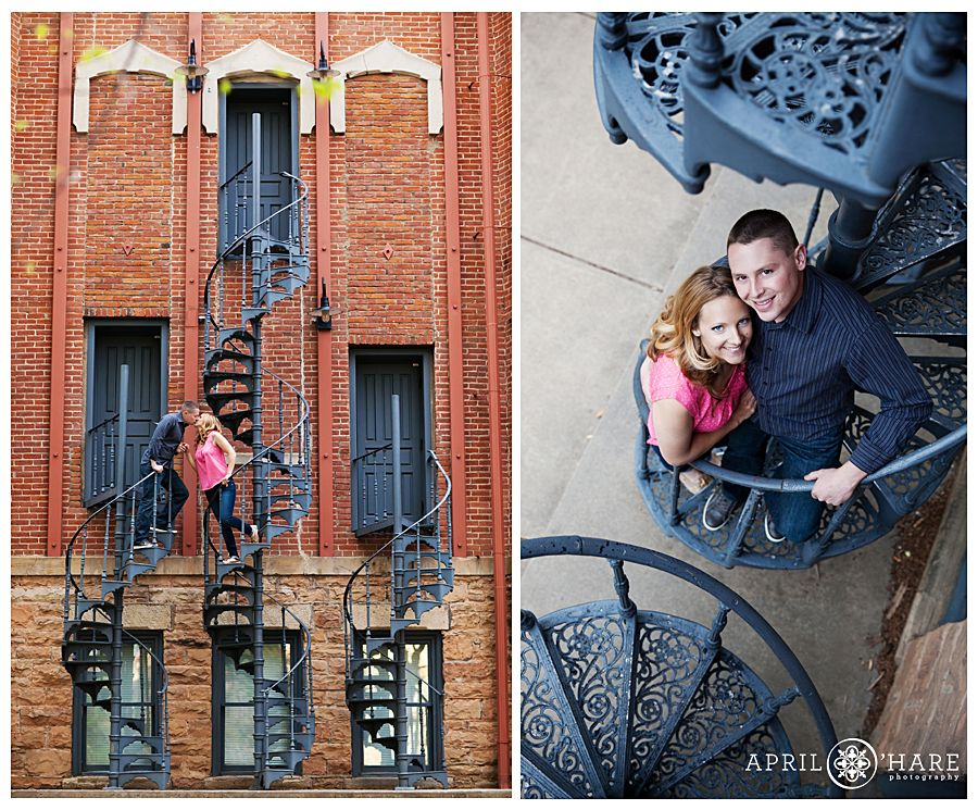 Springtime Engagement Photos At University Of Colorado In Boulder   Denver  Wedding Photographer