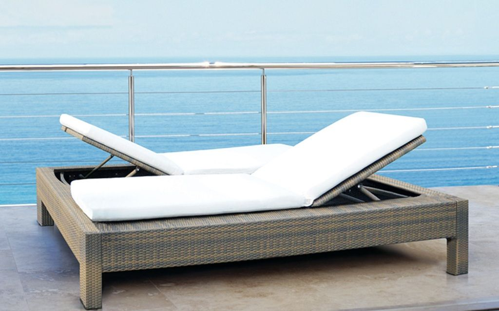 Beautiful Outdoor Chaise Lounge Chairs For A Boat : Outdoor Chaise Lounge .