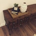 Librarian Media Console | west elm