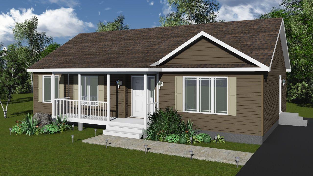 Maplewood Modular Home Floor Plan Bungalows Home