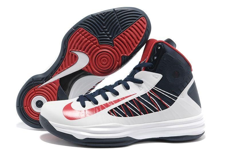 Cheap Nike 2013 Womens Lunar Hyperdunk USA Basketball Shoes For Sale