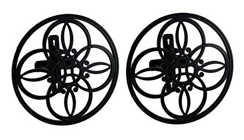 Cast Aluminum Garden Hose Reels SuncastChh450 Black Cast Aluminum Rust  Proof Hose Holder Set Of 2 13 X 13 X 6 Inches Black ** Click Image For More  U2026