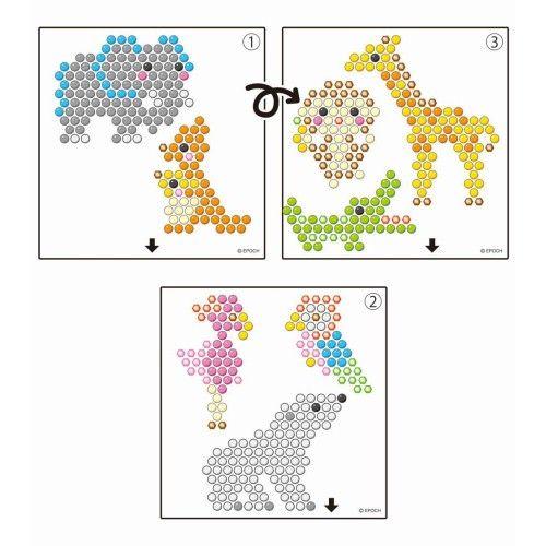 Pin De Danielle Van Gelderen En Aquabeads Perlas Fusibles Diseños De Punto De Cruz Patrones